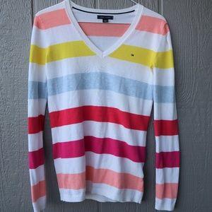 Tommy Hilfiger Striped Sweater Multicolor XXS